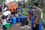 Dampak musim kemarau, BPBD Cilacap mulai salurkan bantuan air bersih