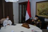 Wapres Ma'ruf Amin ajak semua pihak jihad perangi COVID-19