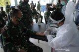 Lanud Sam Ratulangi gelar tes cepat kepada personel