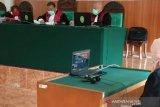 Majelis hakim vonis dua terdakwa sindikat 22 kg sabu-sabu  seumur hidup