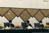 DPRD Padang gelar rapat paripurna penyampaian RAPBD tahun anggaran 2021