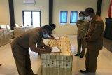Penguji SKB CPNS Kanwil Kemenag Sulteng tandatangani pakta integritas
