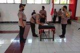 Kapolres Sangihe pimpin serah terima Kabag Ops