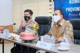 Kapolda dan Ketua KPU Sulsel bahas pengamanan Pilkada di 12 daerah