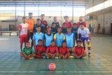 Tim futsal Bifor Papua latihan di masa pandemi COVID-19