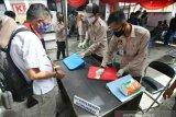 Positif COVID di SUlteng Bertambah lima menjadi 257 orang