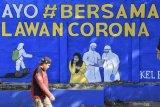 Kasus baru COVID-19 Jakarta capai 1.027