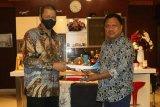 Pacu ekspor tuna, Pemprov Sulawesi Utara kerja sama dengan Garuda Indonesia