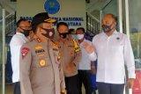 Kapolda Sulut silaturahim ke sejumlah tokoh agama dan pejabat