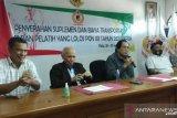 Gubernur Sulteng bantu uang suplemen dan transport atlet  PON berprestasi