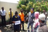 Polisi Temanggung gelar rekonstruksi anak bunuh ibu kandung