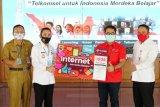 Pelajar di Pati peroleh subsidi kuota internet