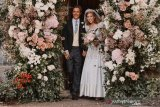 Gaun pengantin Putri Beatrice akan dipajang di Istana Windsor Inggris