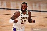 LeBron jengkel dengan hasil voting MVP NBA