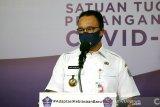Gubernur Anies Baswedan ajak masyarakat sabar-disiplin protokol kesehatan saat COVID-19