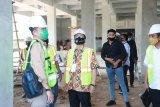 Pembangunan Gedung BIN 78 persen