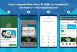 GoPay ajak pengguna aktifkan fitur biometrik, bagaimana caranya