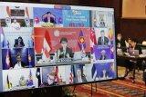 Menlu RI: Indonesia khawatirkan peningkatan rivalitas negara besar