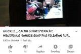 Bawaslu Papua sebut belum ada laporan terkait video uang PKS