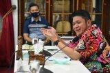 Gubernur Sumsel: Pnyelenggara Pilkada  sosialisasikan protokol COVID-19