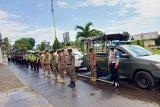 Polres dan Kodim Lampung Timur yakinkan masyarakat bahwa pilkada aman