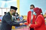 Presiden Jokowi berikan tanda kehormatan kepada 99 dosen Unhas