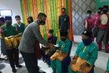 HUT Polantas,  108 anak khitanan massal di Mapolres Bengkalis