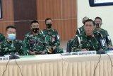 Enam prajurit TNI AL ditetapkan tersangka perusakan Mapolsek Ciracas
