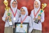 SMA Athirah Makassar  juara II karya ilmiah inovatif di Korsel