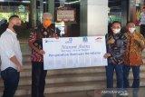 Astra Financial kembali berbagi 15 ventilator di tengah pandemi
