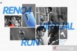 Sambut Hari Olahraga Nasional, OPPO gelar lari daring bertajuk