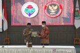 Kemendes PDTT dan BNPT tandatangani MoU penanggulangan terorisme di desa