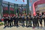 Ketua DPR Puan Maharani resmikan patung Bung Karno di STIN