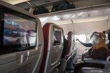 Masyarakat masih anggap cukup bahaya naik pesawat saat pandemi