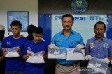 Selundupkan 1,97 kilogram sabu-sabu dari Aceh, dua pelaku divonis seumur hidup