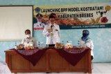 Brebes merespons peningkatan produksi pertanian melalui Kostratani