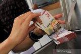 Kurs rupiah Kamis pagi menguat 0,21 persen terhadap dolar AS