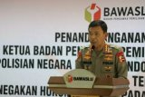 Kapolri Jenderal Idham Azis sebut rotasi Kapolda hanya ada dua sebab