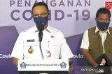 Jakarta darurat corona, kembali diberlakukan PSBB