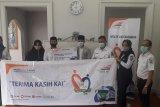 KAI berikan bantuan ke pondok pesantren tahfiz Quran