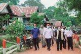 Wakil Menteri LHK bersama Komisi IV DPR RI datangi Lamandau