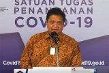 Menko Airlangga sebut RUU Cipta Kerja dalam tahap finalisasi