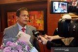 DPR mengirim draf RUU Ciptaker kepada Presiden hari ini