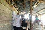 Sebanyak 159 keluarga di Kabupaten Pinrang teraliri listrik PLN