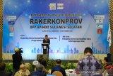 Gubernur ajak Apindo untuk maksimalkan potensi Sulsel untuk PEN