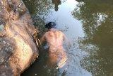 Warga geger! Siswa SD di Lombok Tengah ditemukan tewas di sungai