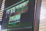 Jrx SID tolak sidang online, Ketua Majelis Hakim skors  sidang 15 menit
