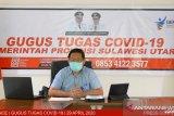 Kota Kotamobagu terbanyak ketambahan kasus positif COVID-19 di Sulut