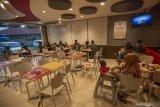 Restoran di Jakarta diperbolehkan layani pembeli makan di tempat