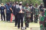 Jusuf Kalla pimpin upacara pemakaman tokoh pers nasional Jakob Oetama